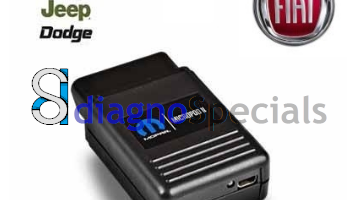 micropod II, for FIAT, JEEP, CHRYSLER, DODGE
